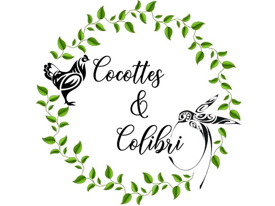 logo Cocottes et Colibri gîte gite Châtellerault
